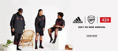 adidas X AFC X 424 三方限量聯乘限定款新上市