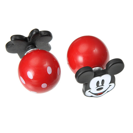 e2c6793d1 Disney Mickey Mouse Minnie Mouse Chip n Dale earring