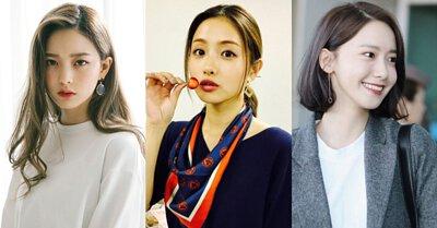 韓國垂墜耳環耳夾