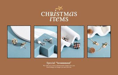 聖誕交換禮物推薦 聖誕系列