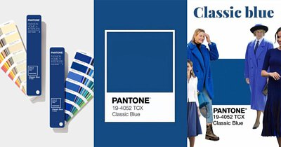 Pantone2020年代表色由不敗的經典藍Classic Blue 將正式接棒了!