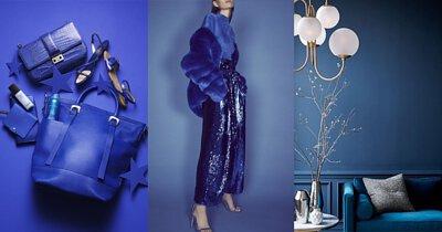 經典藍成為今年度代表色