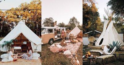 露營必備飾品推薦, 讓穿搭更加閃亮時髦