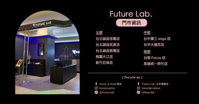 Future Lab. 門市資訊