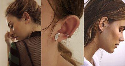 百搭金屬耳扣