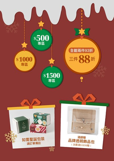 聖誕交換禮物推薦