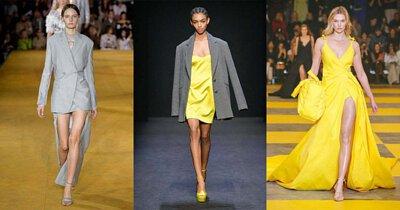 Pantone 2021年代表色由經典耐看的「極致灰」與活潑明亮的「亮麗黃」兩個色彩搭配而成。
