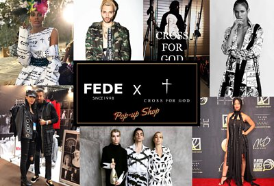 FEDE X CROSS FOR GOD-Pop Up Store快閃店