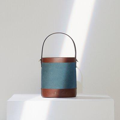 FEDE,Fedeboutique,水桶包,聖誕禮物,圓型水桶包,