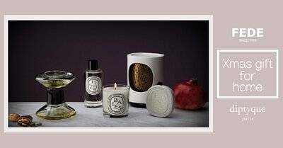 FEDE,Fedeboutique,聖誕好禮,,家居飾品,Diptyque,香氛蠟燭,療癒小物,