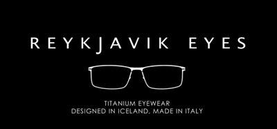 簡約風冰島眼鏡Reykjavik