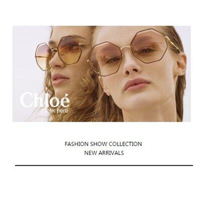 chloe太陽眼鏡墨鏡