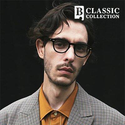 日本手工職人眼鏡 BJ classic