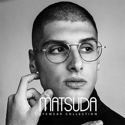 日本手工職人眼鏡 matsuda