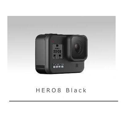 Gopro hero8  blacck
