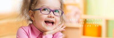 兒童的安全性眼鏡框非常重要│舒適安全建議