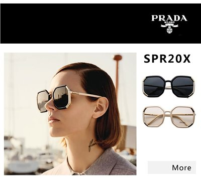 PRADA Decode sunglasses SPR20X