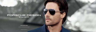 Porsche Design眼鏡 | 頂級奢華體驗飆速快感