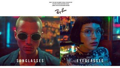 雷朋光學近視眼鏡框