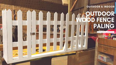 寵物圍籬柵欄小門wooden-door