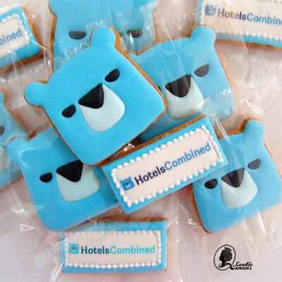 LOGO糖霜餅乾  客製餅乾  媒體公關禮   節日伴手禮   客製禮盒