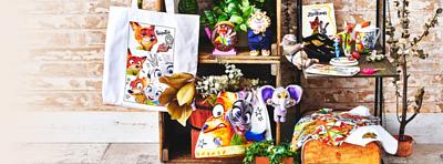 MsDreaming DisneyStoreJP 日本迪士尼 日本DisneyStore Zootopia 5th 系列