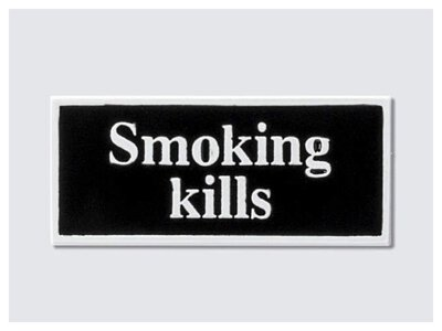 Fr2 Smoking kills