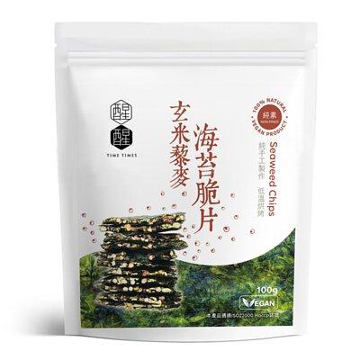 玄米海苔脆片