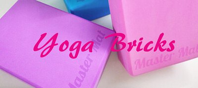 Learn to use yoga bricks to do yoga, help with your pose alignment and stretching.