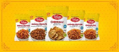 Telugu South Indian Snacks Masala