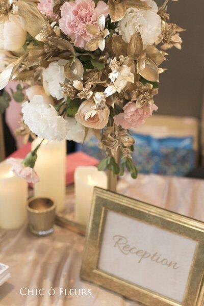 花藝佈置 婚禮佈置 希朵 寒舍艾美