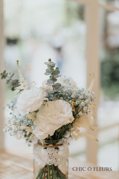 戶外婚禮 花束