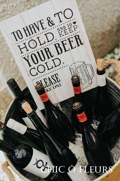 酒桶 戶外婚禮 美式婚禮