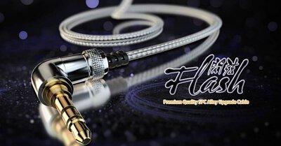 LEAR Flash 閃弦耳機升級線