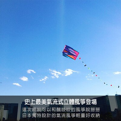 風箏,親子.氣流風箏,立體風箏,育兒,親子飯店