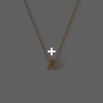 字母項鍊,情人節禮物,禮物