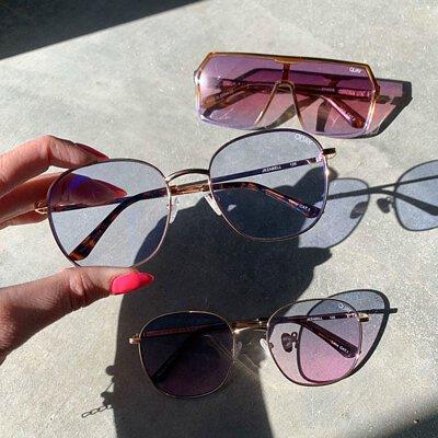 quay,太陽眼鏡,藍光,抗藍光眼睛,情人節禮物,禮物