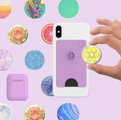 PopSockets,PopSocket,手機持架,螢幕架,手機,果粉,iphone,手機配件,手機架,追劇神器