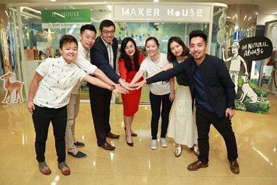"Cityplaza Proudly Presents ""Maker House"" Sustainable Retail Startup Partnership Program"