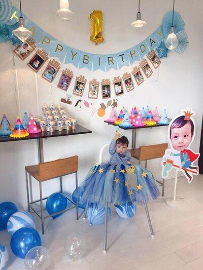 週歲生日派對