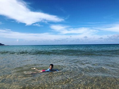 Lea&JoJo防曬快乾泳裝