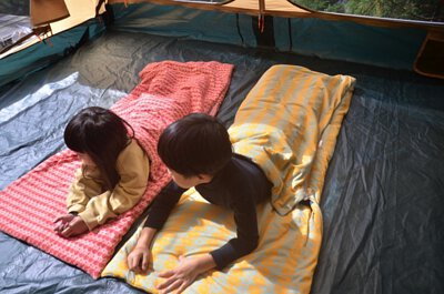 redurchin sleeping bag