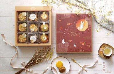 秋的祝福系列包裝