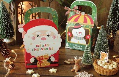 荷包袋_造型提盒 耶誕好禮