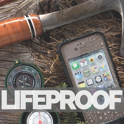 LifeProof 全系列|防水・防塵・防雪・防摔