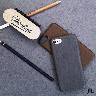 JTLegend|經典木紋保護套