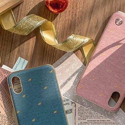 【開箱】MOSHI IPHONE VESTA 風尚布質感背蓋殼