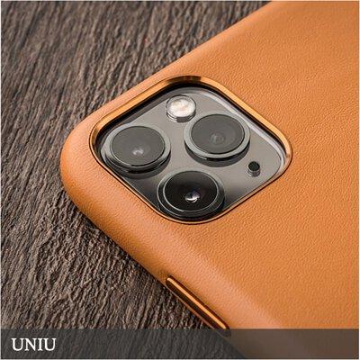 uniu iPhone 皮革手機殼