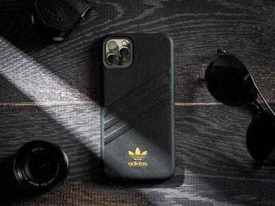 【 愛迪達 開箱分享 】ADIDAS ORIGINALS・SAMBA PREMIUM 皮革 麂皮 IPHONE 手機殼
