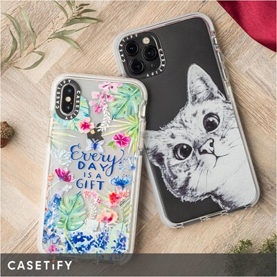 CASETIFY iPhone 手機保護殼